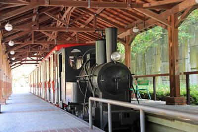 マイントピア別子トロッコ列車
