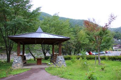 沢渡湯の郷公園