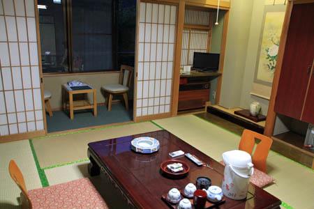 田島館客室