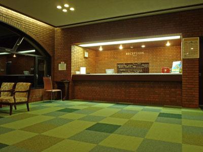 富良野プリンスホテルフロント