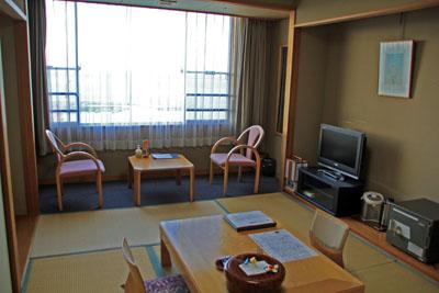 かんぽの宿淡路島客室