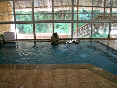 鈍川温泉ホテル温泉
