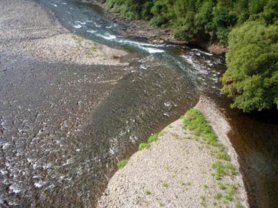 四万十川の瀬