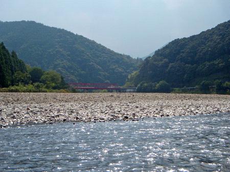 四万十川カヌー