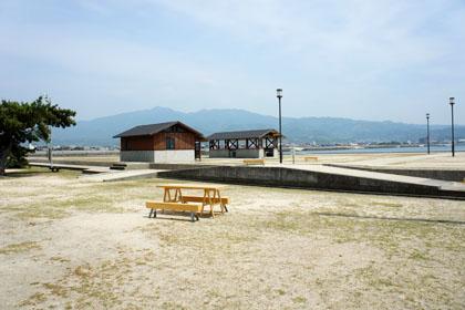 鹿島キャンプ場