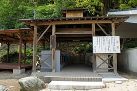 鹿島キャンプ場炊事場