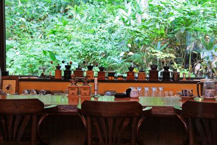 森の時計コーヒーミル
