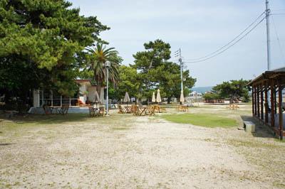 北条鹿島海とカフェ
