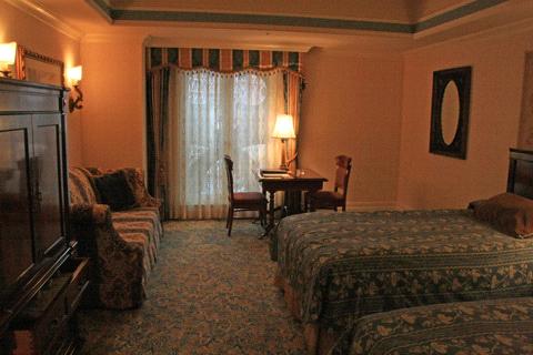 ホテルミラコスタ客室