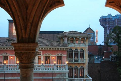 ホテルミラコスタヴェネツィアサイド