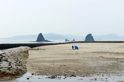 北条鹿島ビーチ