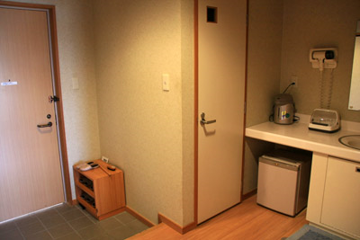 かんぽの宿伊野客室