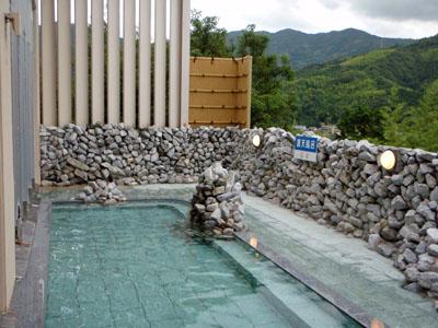 かんぽの宿伊野露天風呂