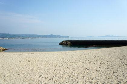 北条鹿島海水浴場