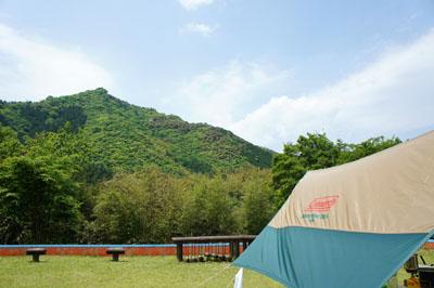 四万十川の駅カヌー館キャンプ場