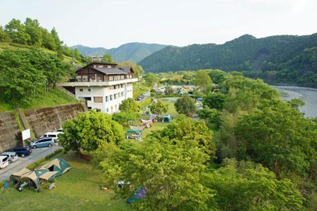 カヌー館キャンプ場