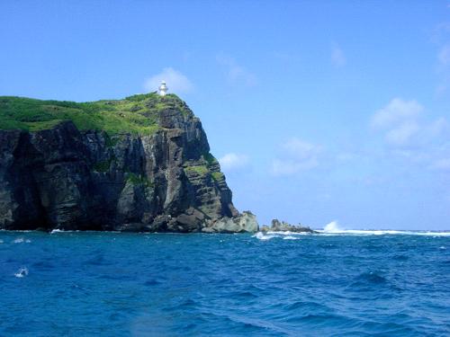 与那国島西崎
