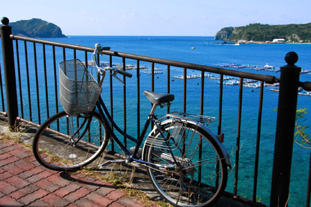 小笠原サイクリング