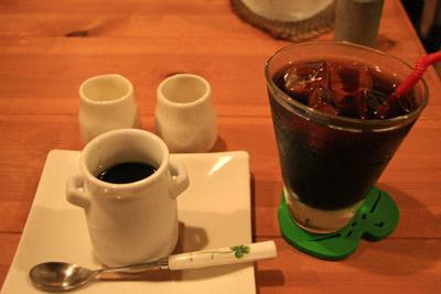 子やぎのさんぽコーヒー
