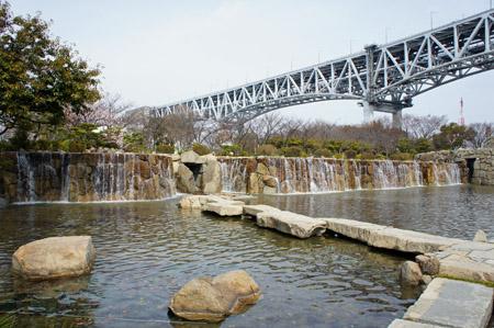 瀬戸大橋記念公園浜栗林