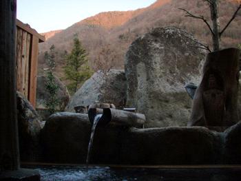 旅館たにぐち貸切露天風呂