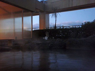 道後の宿花ゆづき朝風呂