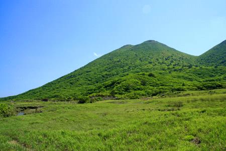 坊ガツルと平治山