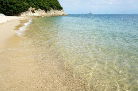 千年松海水浴場