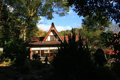 石手寺奥の院