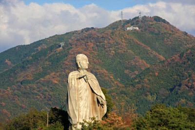 石手寺弘法大師像