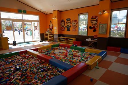 東条湖おもちゃ王国ダイアブロックワールド