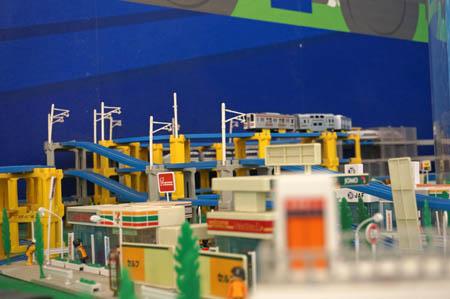 東条湖おもちゃ王国トミカ・プラレールランド