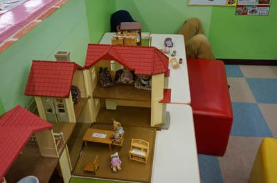 東条湖おもちゃ王国シルバニアファミリー館