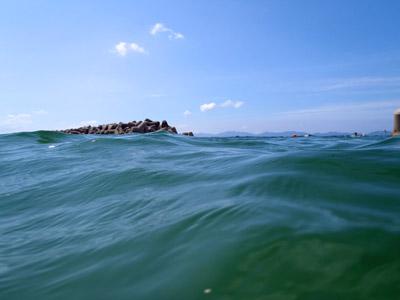 皆生温泉海水浴場