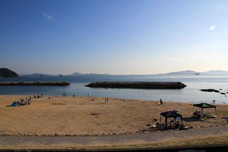 風早里海水浴場