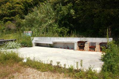 野賀海水浴場キャンプ場