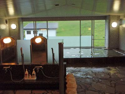 白馬アルプスホテル浴室