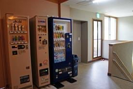 民宿名駒自販機
