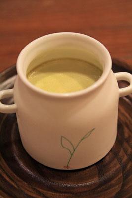 茶フェゆるり抹茶プリン