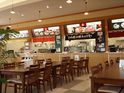 きさいや広場レストラン