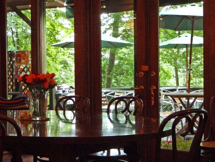 萌木の村メリーゴーラウンドカフェ