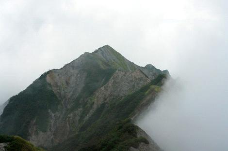 大山剣ヶ峰