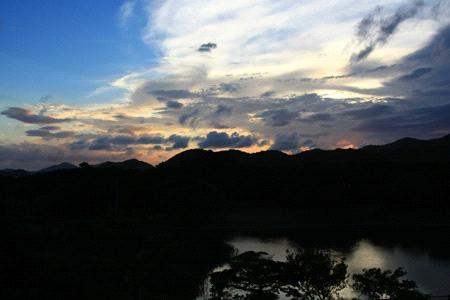 夏の須ノ川公園