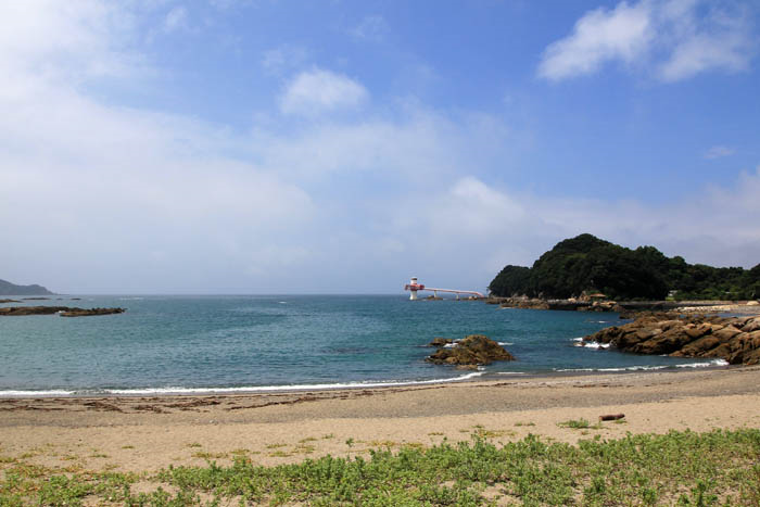 足摺海洋館桜浜