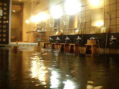油屋旅館八重垣の湯