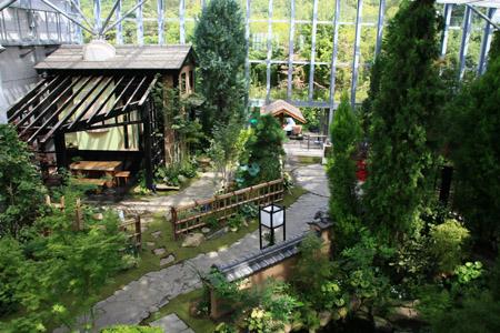 奇跡の星の植物館花と緑のある暮らし