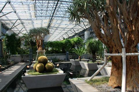 奇跡の星の植物館プランツギャラリー