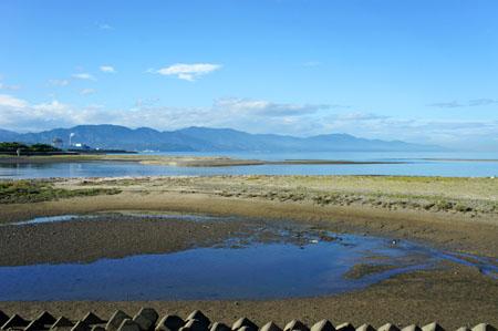 重信川河口