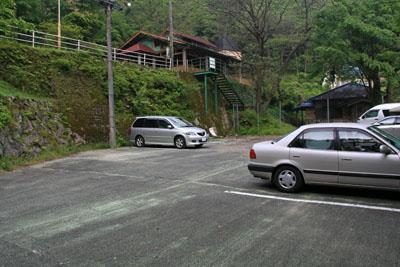 筏津駐車場