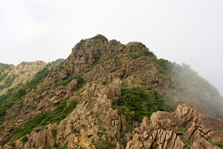 赤石山系縦走